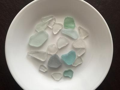 Illinois State Beach Beach Glass 2