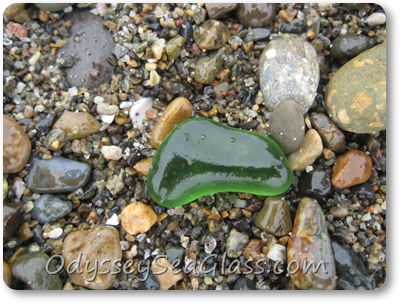 Huanchaco Beach Peru - Sea Glass reports November 7, 2013