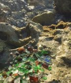 My Discovery of Sea Glass - Sea Glass Photo Contest