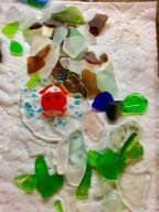 Our Lucky Day - Sea Glass Photo Contest