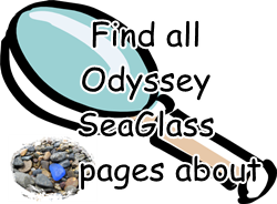 find all Odyssey Sea Glass pages about sea glass