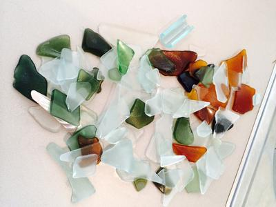 Western Australia Geraldton Sea Glass