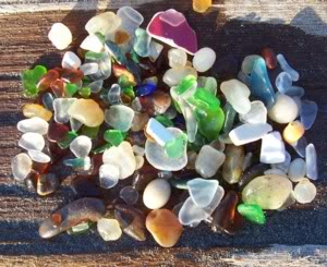 Sea Glass Washington State