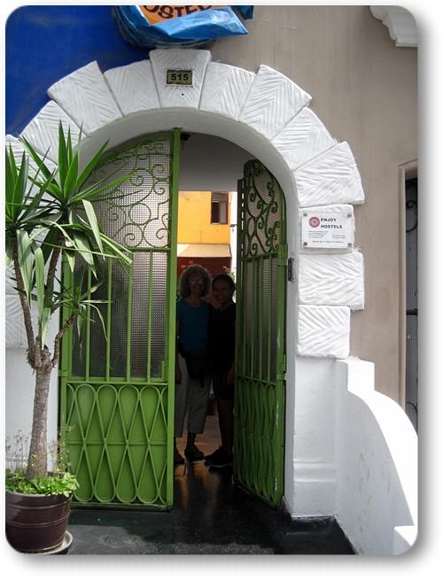 Enjoy Hostels Lima