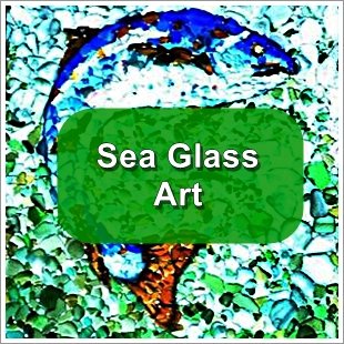 Sea Glass Art