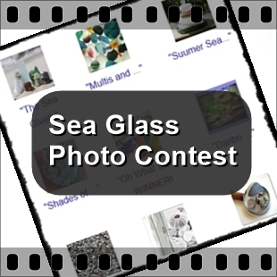 Enter the Monthly Digital Sea Glass Photo Contest