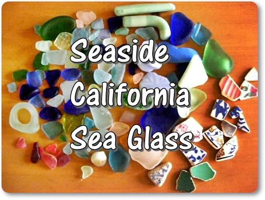 Seaside California Sea Glass