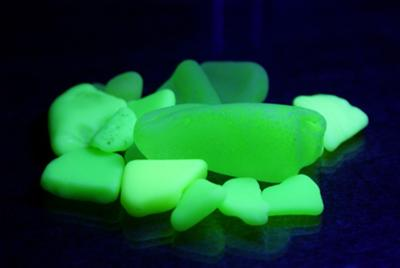 UV Sea Glass Seaside California
