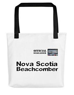 nova scotia official seaglasser bag
