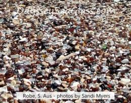 Australia South Australia glass beach robe