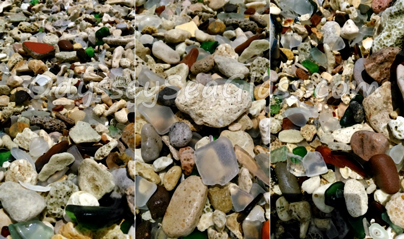 Jamaica's Glass Beach for Sea Glass