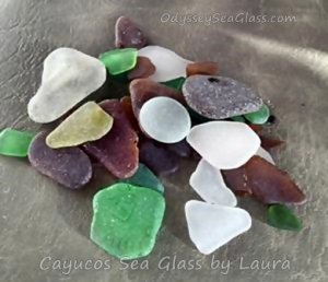 California Sea Glass