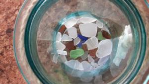 Sea Glass Contest Winner