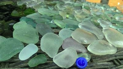 Sea Glass - Fairy Bower, Shelley beach, Manly