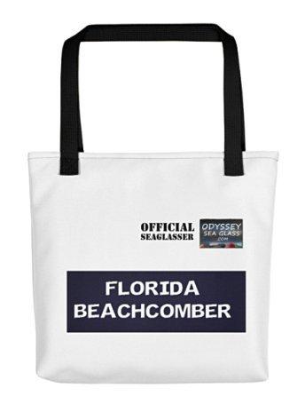 FLORIDA beachcomber official seaglasser