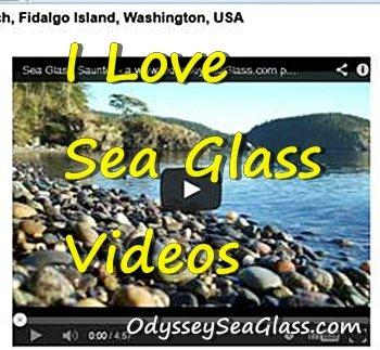 I love sea glass videos!