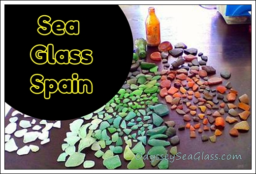 Sea Glass in Spain reports
