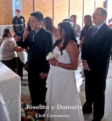 joselito wedding peru