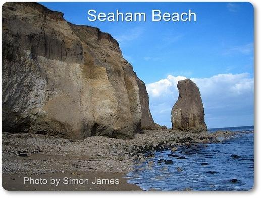 Seaham Beach England