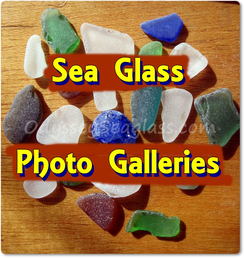 Sea Glass Photo Galleries