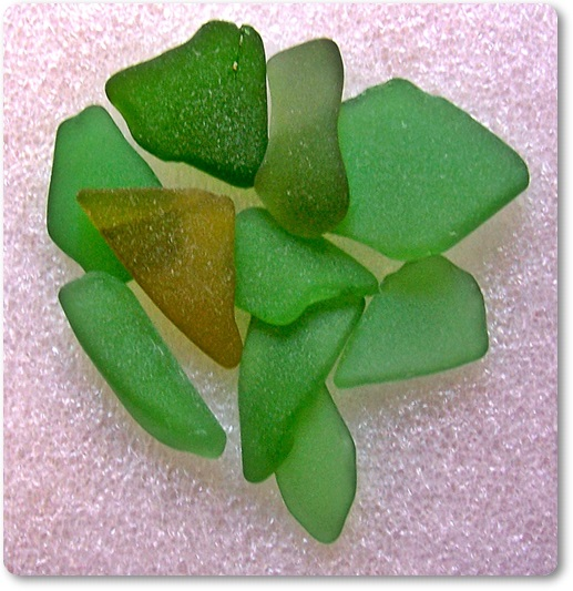Antigua Sea Glass Caribbean