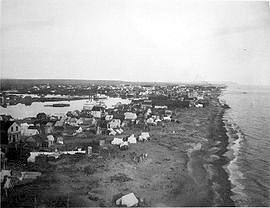 Beach Nome Alaska 1907