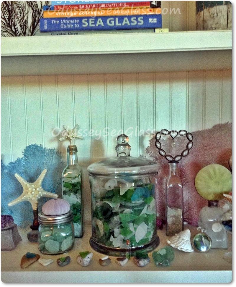 Sea Glass at Crystal Cove june 2016 California USA