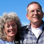 David and Lin Sea Glass