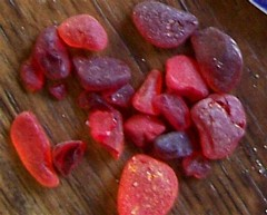 Glass Beach Reds