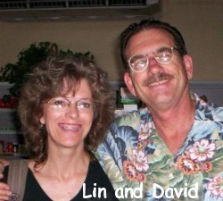 Lin and David Schneider of Odyssey Sea Glass