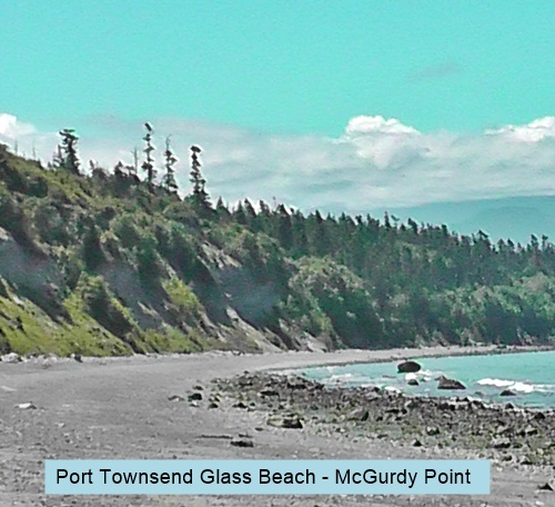 McGurdy Port Townsend North glass beach