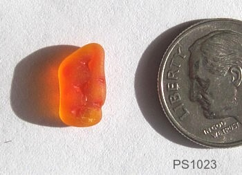 sea glass newsletter orange