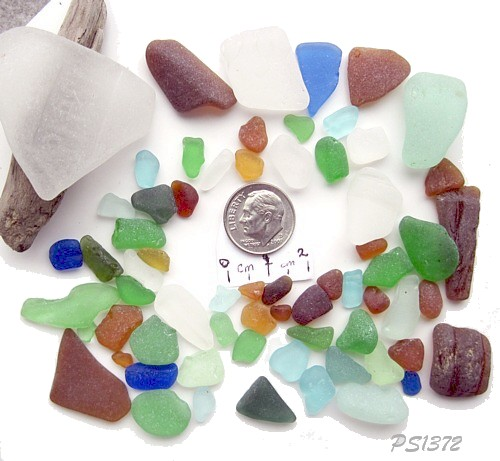 Buy Sea Glass Blue