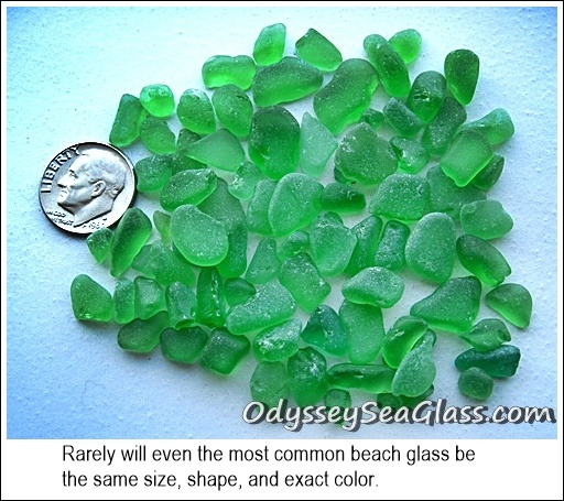 Authentic Sea Glass