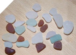 Key Largo Florida Sea Glass