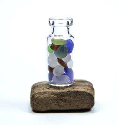 A Bottle  - December 2011 Sea Glass Photo Contest