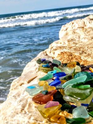 Bountiful Find - Sea Glass Photo Contest