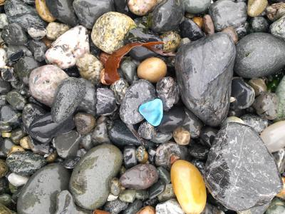 Sea Glass Treasure Hunt