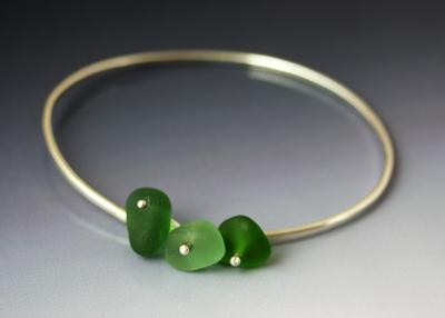 Anglesey, North Wales, UK Sea Glass
