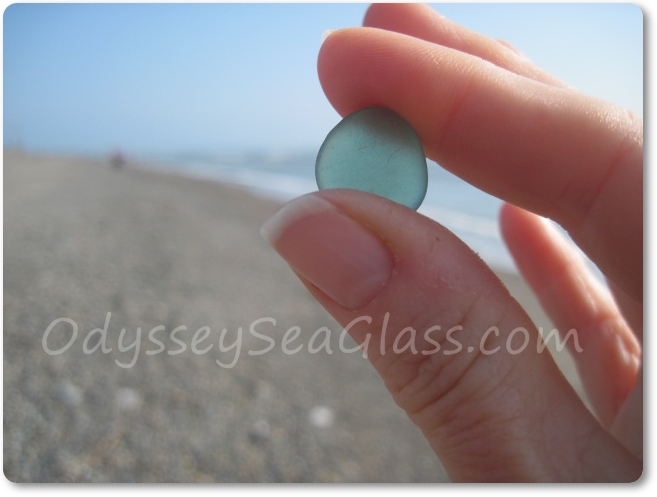 Sea Glass Pieces