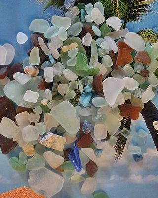 Seaglass of Cabo San Lucas