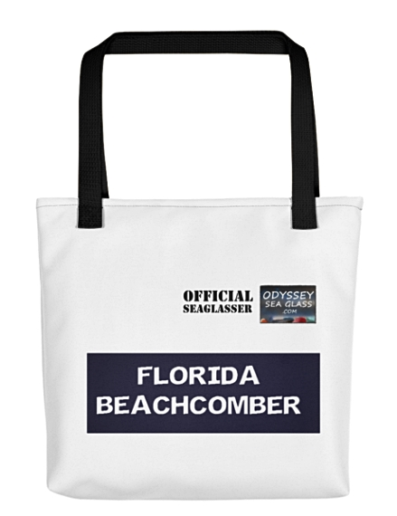 FLORIDA beachcomber official seaglasser