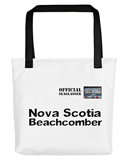 nova scotia official seaglasser bag