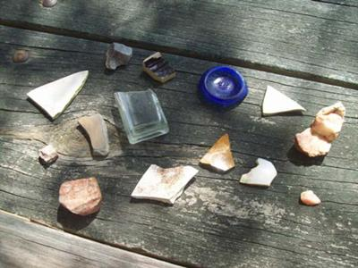 River treasures