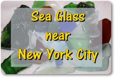 Sea Glass near New York City?