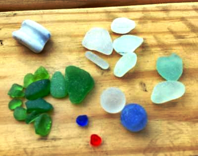 Sea Glass Photo Contest - June 2017