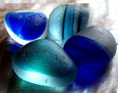 WINNER of the Odyssey Sea Glass Photo Contest of 2011