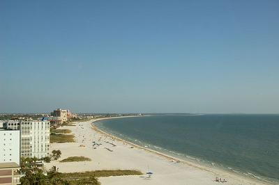 St. Pete, Florida Beach  <i></b>photo by markus941</i>