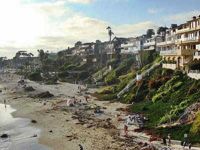 Corona del Mar for sea glass