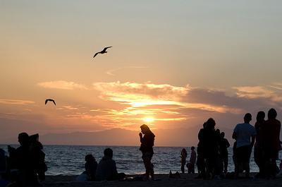 Dockweiler Beach Sea Glass Report